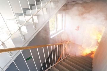 Vulcan Fire Training warns of the risks of housing fires