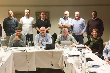 Successes on Fire Risk Assessor (Part 1 of Fire Manager) course in Northampton