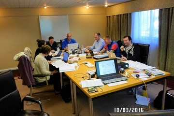 Success for Vulcan Fire Training delegates in Glasgow