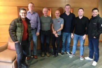 Vulcan delegates pass Fire Manager Diploma course in Warrington
