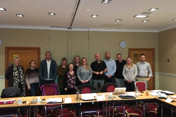 Success on the Fire Risk Assessor Public course in Warrington