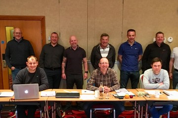 Fire Risk Assessor Course Success in Warrington