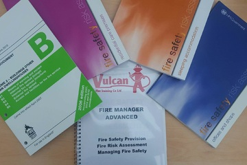Successes on Fire Manager Advanced course held in Northampton 6-10th February 2017