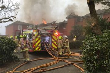 Vulcan Care Home Fire Prosecution