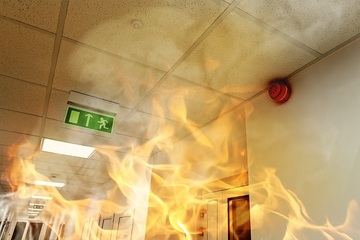 Fatal Fire In Care Home - Vulcan reports on and warns of the risks