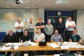 In House Risk Assessor Course Completed for Rooftop Housing Group by Vulcan Fire Training