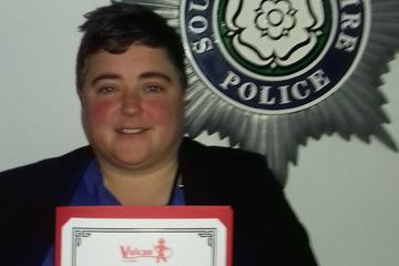 Maria Spence achieves distinction on Fire Manager Advanced Diploma course
