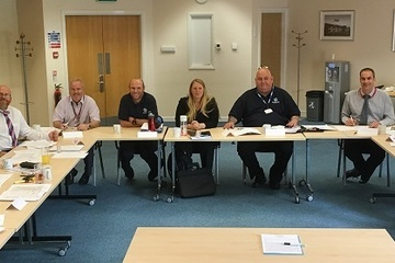Success for Aspire Defence at in-house training course - Vulcan Fire Training