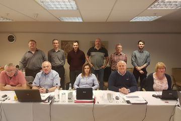Success on the Fire Risk Assessor course in Northampton
