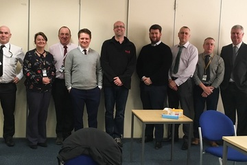 Success for In-Company on the Fire Risk Assessor Course