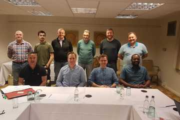 Successful delegates from last weeks Managing Fire Safety Course.
