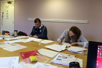 Success on Managing Fire Safety courses in Northampton & Glasgow